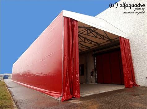 capannone bologna tunnel copriscopri tettoie mobili retrattili bologna
