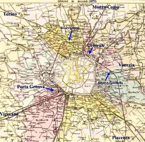 Treni Pavia Centrale by Storia Di Binari E Stazioni A