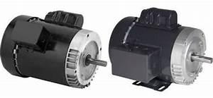 120  240v 3  4hp 1725rpm Motor For Nidec