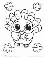 Turkey Thanksgiving Coloring Pages Birthday Printable Sheets Turkeys Crafts Kindergarten Fun Pilgrims Activity sketch template