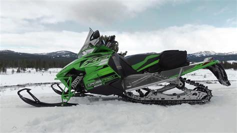 Arctic Cat XF 6000 CROSSTREK ES 2017 | Action Moteur Sport ...
