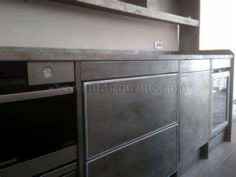 cuisine en zinc cuisines cuisine sdb le comptoir du zinc
