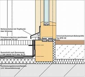 Entwässerungsrinne Mit Gefälle : barrierefreies wohnen ~ Michelbontemps.com Haus und Dekorationen