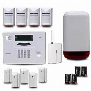 alarme maison sans fil ou filaire quel modele choisir With pose d une alarme maison