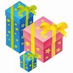 Gift Present Birthday Gifts Icon Christmas Box