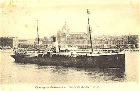 chambre de commerce de bastia adhemar bateaux de la compagnie fraissinet