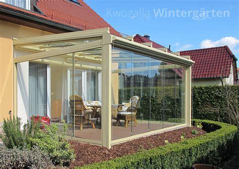glasschiebewand für terrasse als windschutz terrassen 252 berdachungen kwozalla aus dorfhain