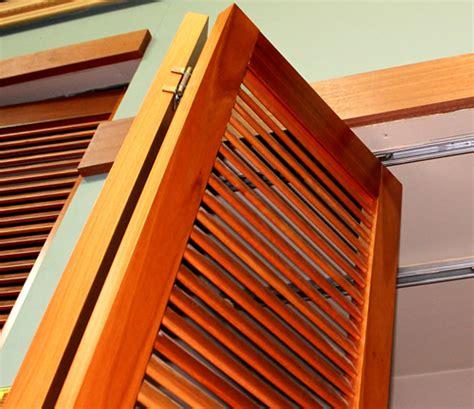 bi fold doors full louver   thickness madeco