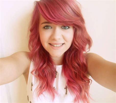 Bright Hair Dyes Abby Nicholson