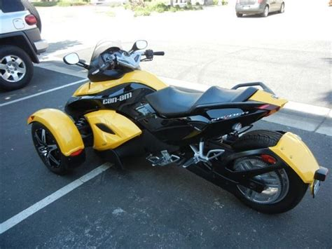 Can-am 3-wheel Motorcycle
