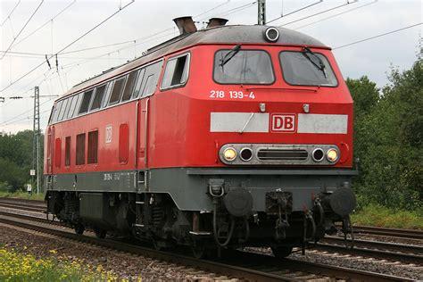 DB-Baureihe 218