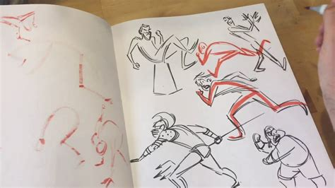 gesture drawing   action youtube