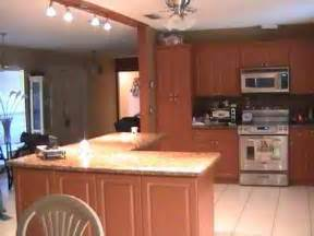 accessible family kitchen with l shaped island - L Shaped Kitchen Island