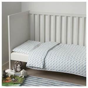 Ikea Baby Bettwäsche : gulsparv bettw sche 2 tlg f baby blaubeermuster ikea ~ A.2002-acura-tl-radio.info Haus und Dekorationen