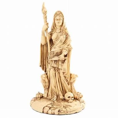 Goddess Statue Hecate Maxine Celtic Hekate Miller