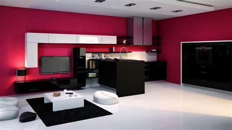 decoration salon avec cuisine ouverte deco cuisine americaine la cuisine ikea a t installe dans