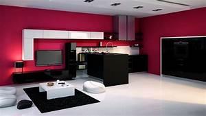 deco salon cuisine americaine cuisine en image With decoration cuisine americaine salon