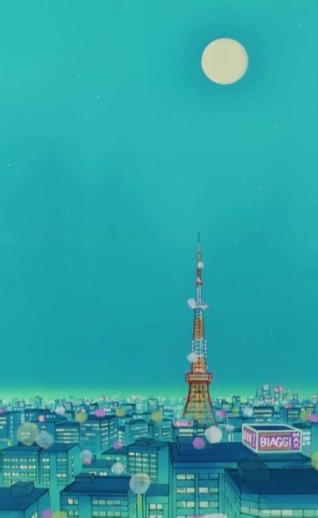 sailormoon scenery tumblr