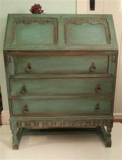 provence bureau sold sloan 39 provence 39 chalk paint carved oak bureau