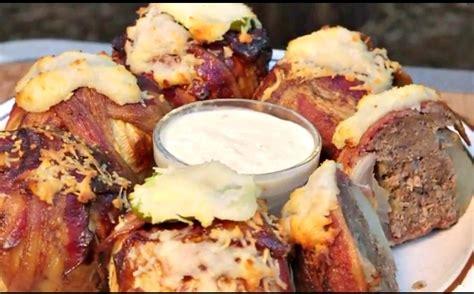 recette boulette de viande maison il met des boulettes de viande hach 233 e dans des oignons une recette sublime pour le bbq
