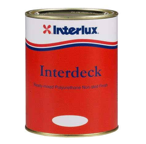 interlux interdeck white topside paint merritt supply