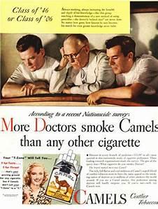 Stanford Nurses Blowing Smoke Vintage Ads Of Doctors Endorsing Tobacco