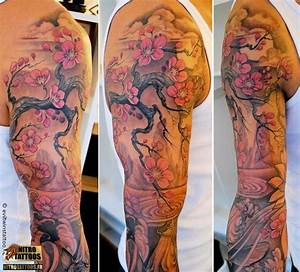 Tatouage Arbre Japonais : tatouage arbre japonais homme ~ Melissatoandfro.com Idées de Décoration