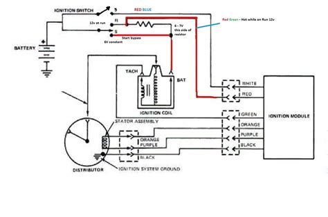 Ford Truck Alternator Diagram by Alternator Wiring 3 Wires Ford Truck Enthusiasts Forums