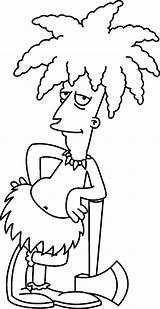 Simpsons Sideshow Bart Homer Secundario Donut Malbuch Dibujoswiki Buhos Ausmalbilder Desenhoswiki Unitgemischt7 Likitimavm Disimpan Buch Mal sketch template