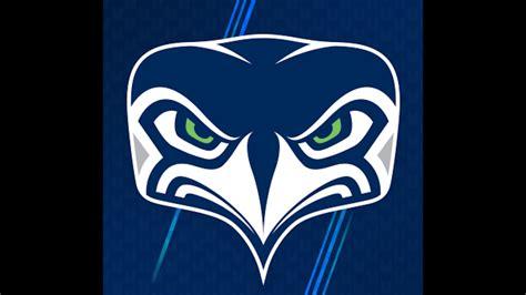 seahawks unveil   alternate logo  twitter
