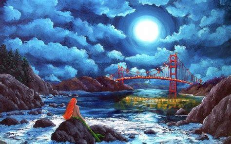 puente golden gate de la sirena fondos de pantalla