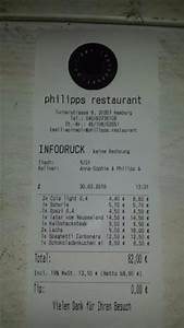 Avis Rechnung : philipps restaurant hambourg restaurant avis num ro de t l phone photos tripadvisor ~ Themetempest.com Abrechnung