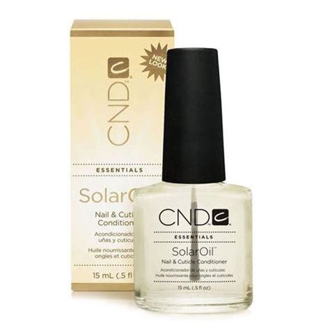 cnd solar oil nail cuticle conditioner ml inspired