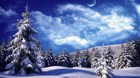 Winter Wonderland Pictures Wallpapers Group (75