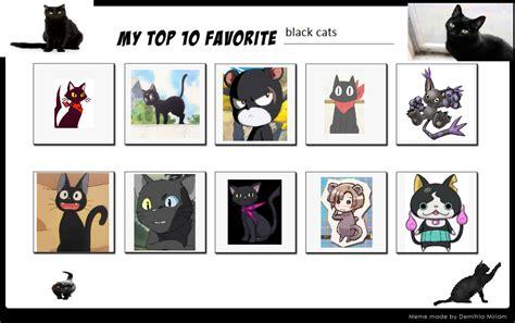 My Top 10 Black Cats By Ajpokeman On Deviantart