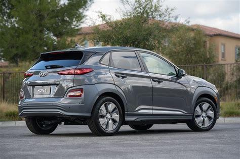 2019 Hyundai Kona Electric Boasts 258-mile Range, Beats