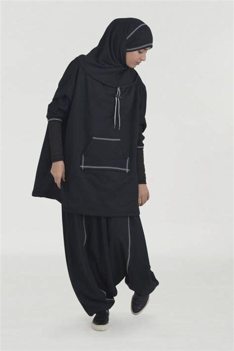 jilbab sarouel sport
