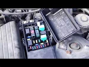 2005 Honda Crv Interior Light Fuse