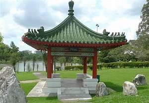 Chinese Pavilion  Square Pavilion