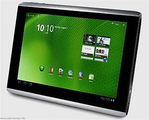 Acer Iconia W511 User Manual