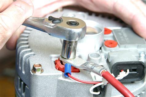 diagram chevy one wire alternator wiring diagram