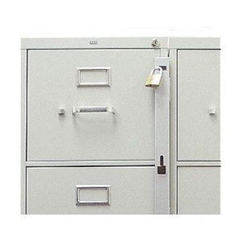 locks for filing cabinets locking bar for use with 1 drawer filing