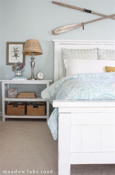 Coastal Bedroom Furniture by Best 25 Coastal Bedrooms Ideas On