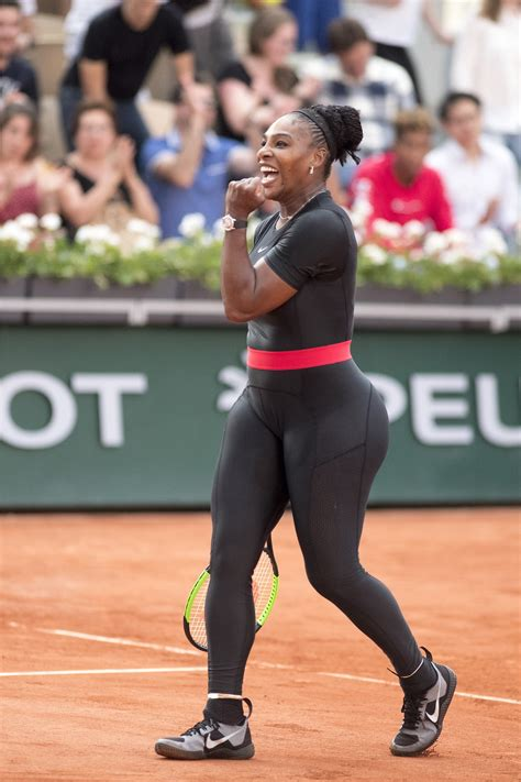 Serena Williams Outfit French Open 2019