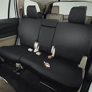 2016-2018 Honda Pilot Second Row Seat Cover