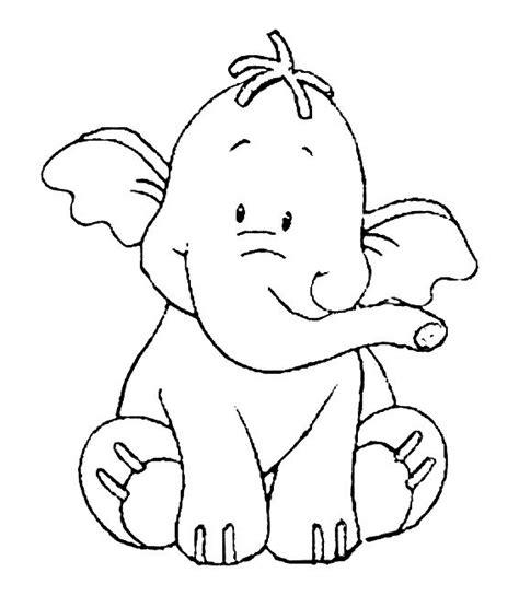 Baby Olifant Met Slurf Omhoog Kleurplaat by 25 Beste Idee 235 N Olifant Tekeningen Op