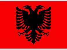 Pin Albania Kosovo Flag on Pinterest
