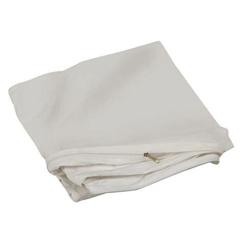plastic mattress cover plastic zippered mattress cover 554 8069 1950 the home depot
