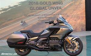 Gold Wing 2018 : top 10 facts about the 2018 honda gold wing ~ Medecine-chirurgie-esthetiques.com Avis de Voitures