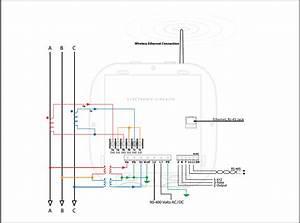 Eaton Iq 150s  U0026 250s  Wireless Power Meter  U2013 Bomara Associates